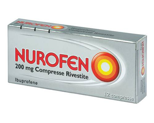 Nurofen 12 Compresse Rivestite 200 Mg