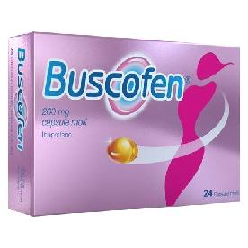 Buscofenact 24 Capsule 200 Mg