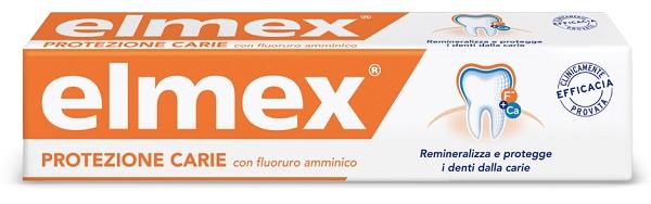 Elmex Dentifricio Protezione Carie 75 Ml