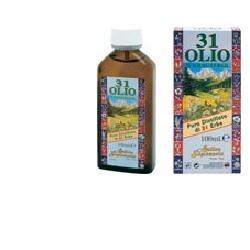 Olio 31 Bottiglia Vetro 100 Ml