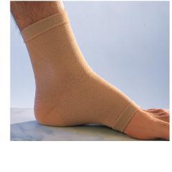 Scudotex Cavigliera Elastica Contenitiva Tallone Chiuso Tg 2 (Circonferenza Caviglia 21-24Cm)