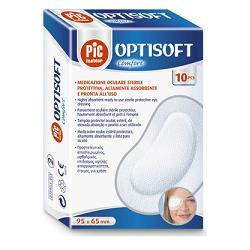 Pic Medicazione Oculare Sterile 95x65Mm 10Pz