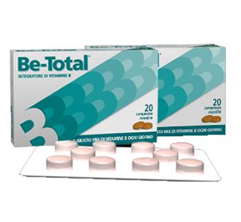 BeTotal 40 Cpr