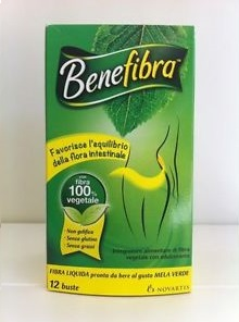 Benefibra / Novafibra Liquido 12 Buste