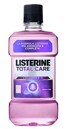 Listerine Collutorio Total Care Menta Pura 500 Ml