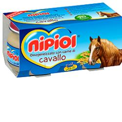 Nipiol Omogeneizzato Cavallo 4X80G dai 4 Mesi