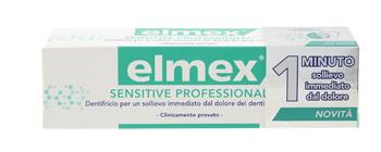 Elmex Dentifricio Sensitive Professional Denti Sensibili Sollievo Immediato 75 Ml