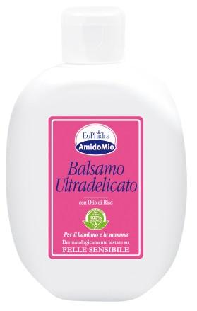 Euphidra Amidiomio Balsamo Ultradelicato con Olio di Riso 200 Ml
