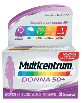 Multicentrum Donna 50+ 30 Cpr