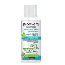 Aloe Vera Detergente Intimo Ultradelicato 250 Ml
