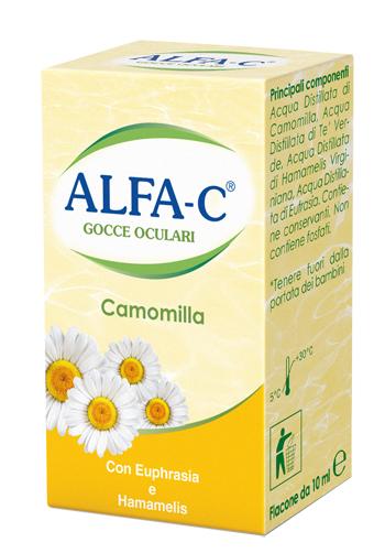 Alfa-C Camomilla 10 Ml