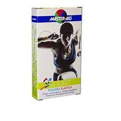Master-Aid Sport Polsiera Elastica Regolabile Tg1 (Circonferenza Polso 12-17Cm)