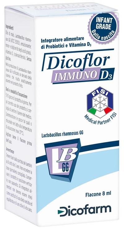 Dicoflor Immuno D3 8 Ml