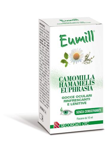 Eumill Camomilla Hamamelis Euphrasia 10 Ml