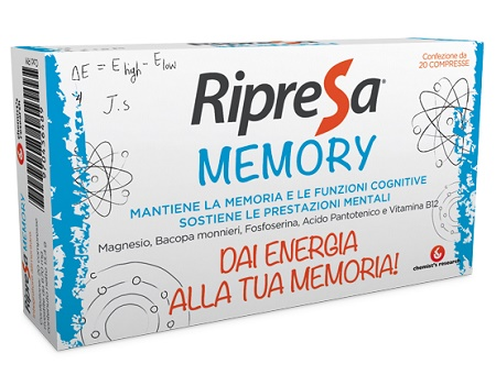 Ripresa Memory 20 Cp