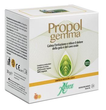 PropolGemma 20 Cpr Orosolubili