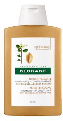 Klorane linea Shampoo Dattero del Deserto 400 Ml