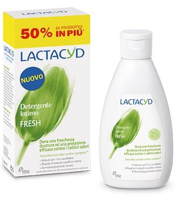 Lactacyd Fresh Detergente Intimo Rinfrescante 300 Ml