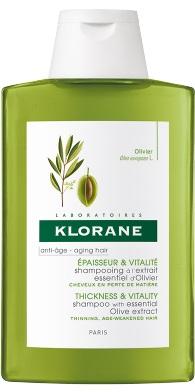 Klorane linea Shampoo Estratto Essenziale di Ulivo 400 Ml