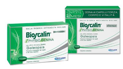 Bioscalin Anticaduta Physiogenina 30 Cpr Prezzo Speciale