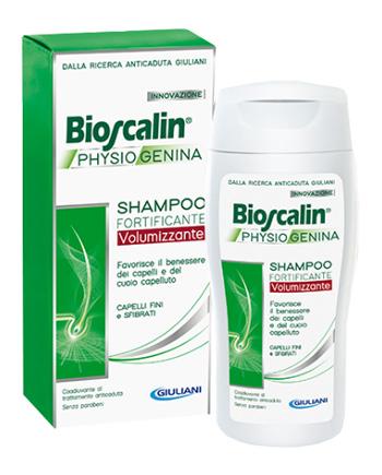 Bioscalin Anticaduta Physiogenina Shampoo Fortificante Volumizzante 200 Ml