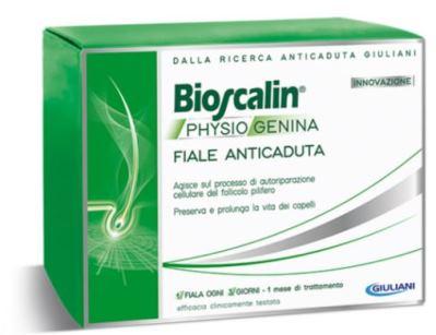 Bioscalin Anticaduta Physiogenina 10 Fiale Prezzo Speciale
