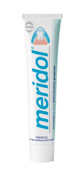 Meridol Dentifricio Irritazione Gengivale 100 Ml