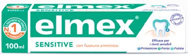 Elmex Dentifricio Sensitive Denti Sensibili 100 Ml
