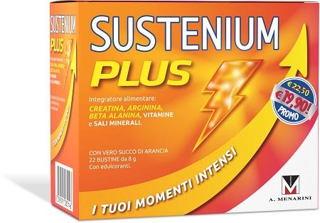Sustenium Plus Confezione Promo 22 Bst
