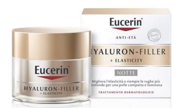 Eucerin Anti Et� Hyaluron Filler + Elasticity Notte 50 Ml