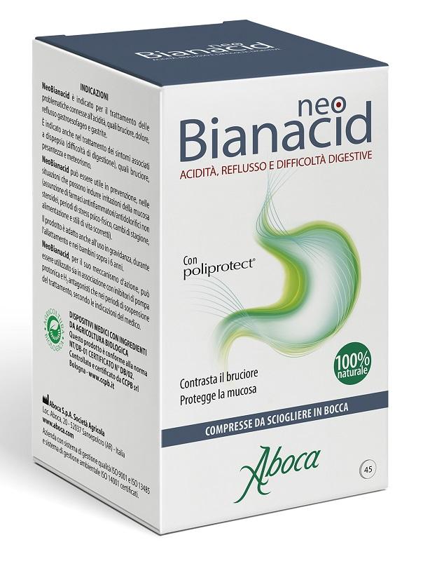 Neobianacid 45 Compresse Masticabili