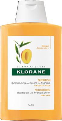 Klorane linea Shampoo Burro di Mango 400 Ml