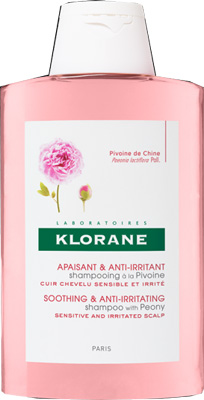 Klorane linea Shampoo Peonia 400 Ml