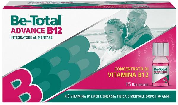 BeTotal Advance B12 15 Flaconcini