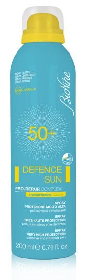 Bionike Defence Sun Spf 50+ Spray Trasparente 200 Ml