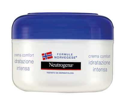 Neutrogena Crema Comfort Idratazione Intensa 300 Ml