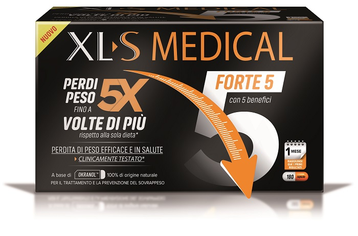 Xls Medical Forte 5 180 Cps