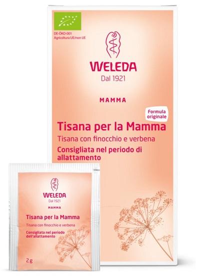 Weleda Italia Tisana Mamma 20 Bustine 2 G