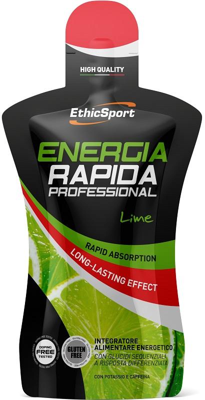 Es Italia Brand Ethicsport Ethicsport Energia Rapida Professional Lime 50 Ml