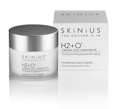 Skinius H2 O Crema Viso Idratante 50 ml
