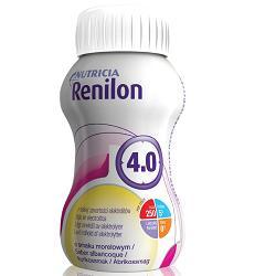 Nutricia Italia Renilon 4 0 Albicocca 125 Ml X 4 Pezzi