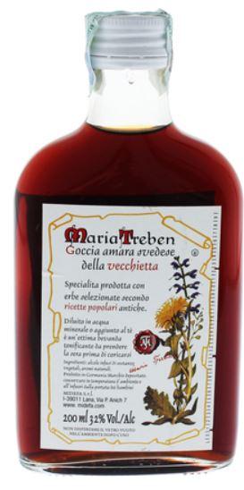 Midefa Amaro Svedese Vecchietta 200 Ml