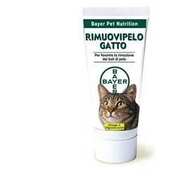 Bayer  (div.sanita'animale) Rimuovipelo Gatto Tubo 50 G