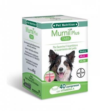 Bayer  (div.sanita'animale) Murnil Tabs 40 Compresse