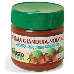 Giuliani Giusto Senza Zucchero Crema Cacao Nocciole 200 G