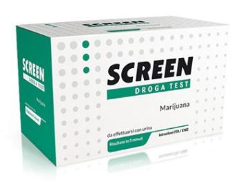 Droga Test Rileva una sostanza Thc Screen Droga Test Marijuana