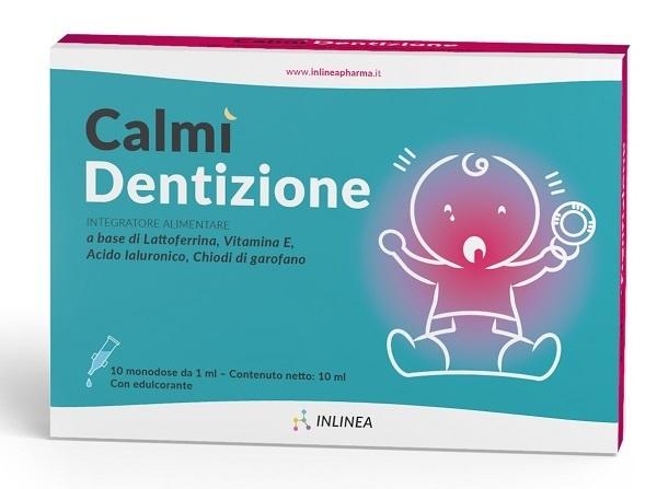 Inlinea Calmi Dentizione Con Erogatore 10 Ml