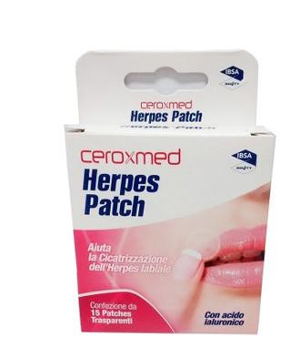 Ibsa Farmaceutici Italia Ceroxmed Herpes Patch 15 Cerottini