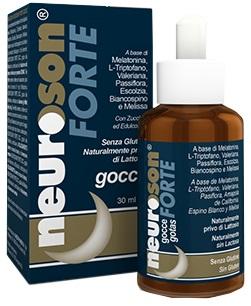 Shedir Pharma Unipersonale Neuroson Forte Gocce Flaconcino 30 Ml
