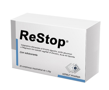 Azimut Pharma Restop 30 Compresse Masticabili